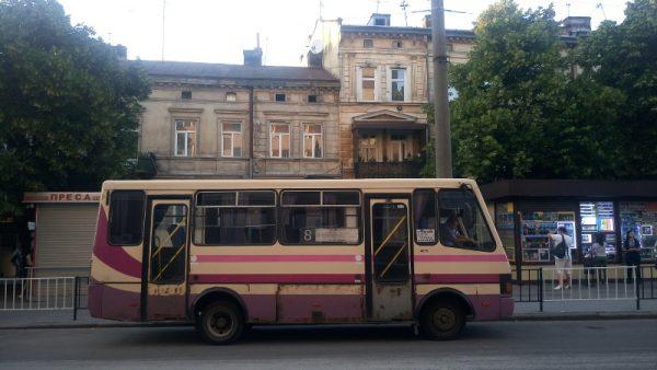 oeffentlicher verkehr lemberg lviv
