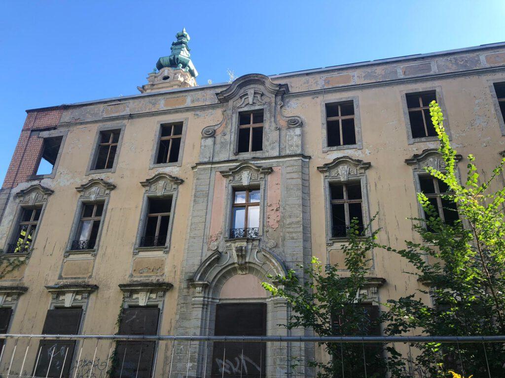 front Schloss Dammsmuehle summter see brandenburg bei berlin