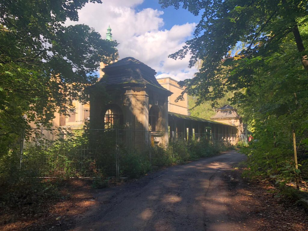 kegelbahn Schloss Dammsmuehle summter see brandenburg bei berlin