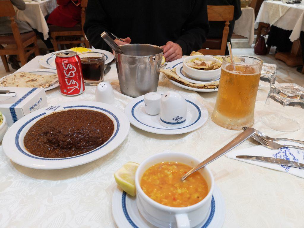 Isfahan tipps essen gehen fesanjan