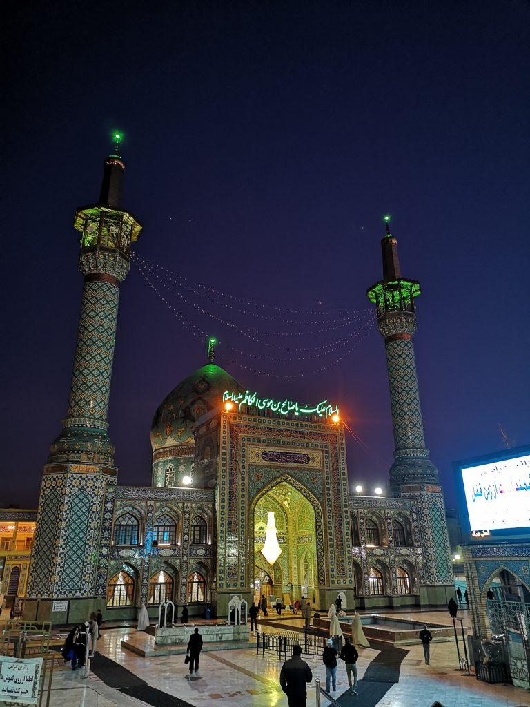 Moschee Teheran