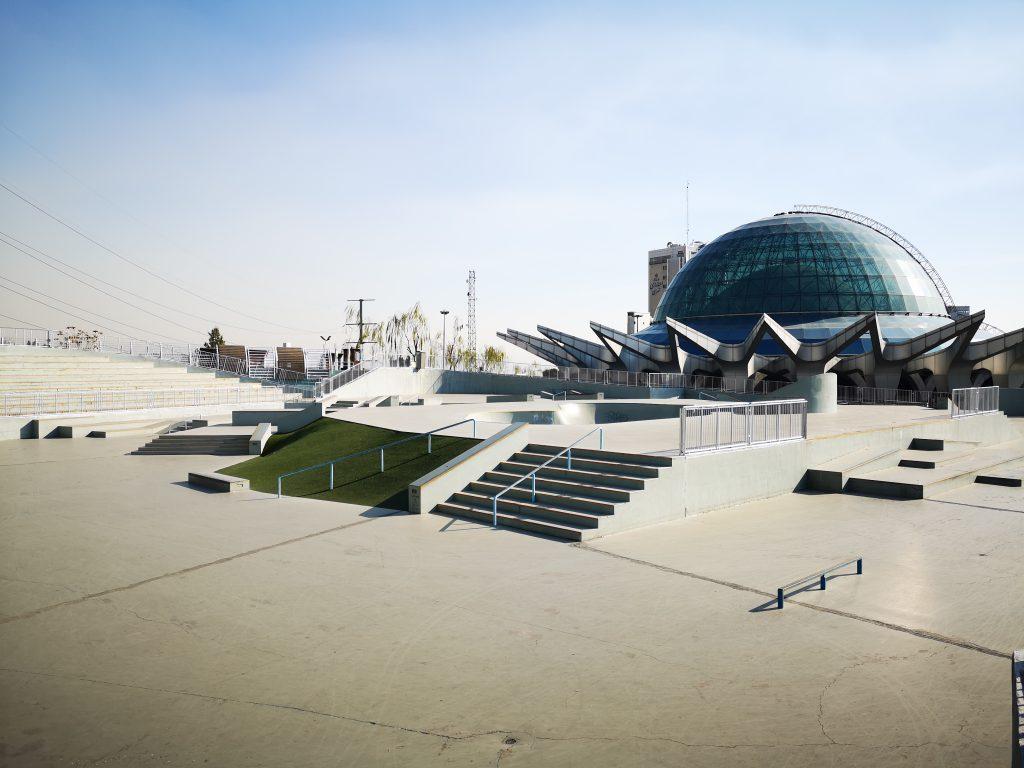 Planetarium im Park Teheran