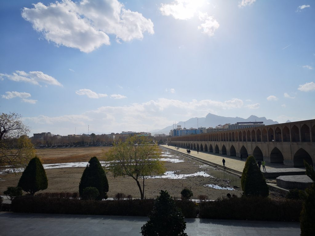 Isfahan tipps fluss
