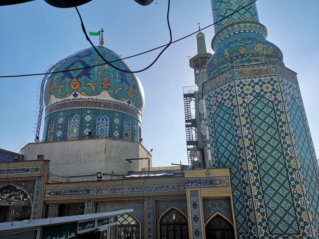 Moschee-Teheran-Tipps