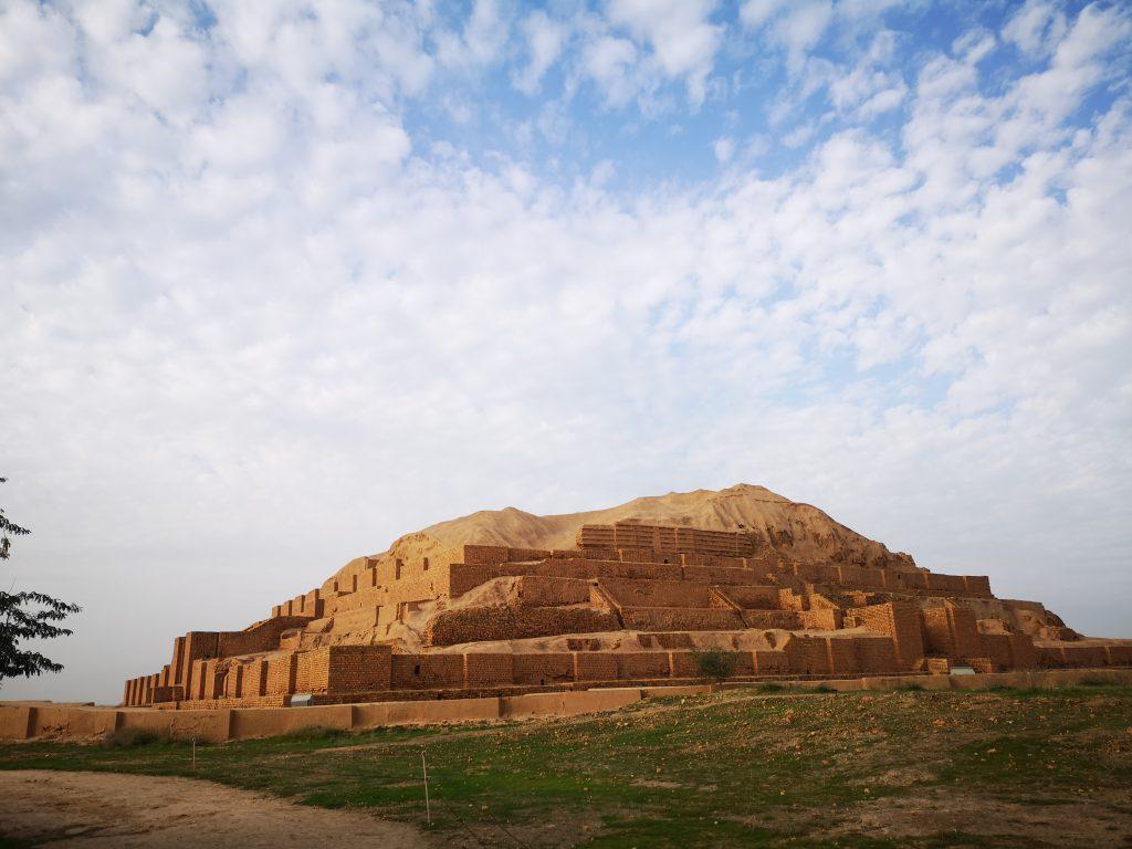 Schuschtar-Tipps-Shushtar-Pyramide