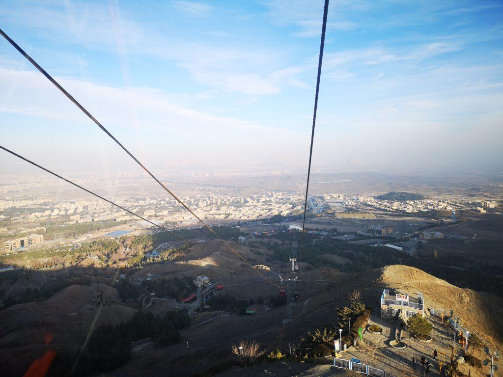 Isfahan tipps Seilbahn