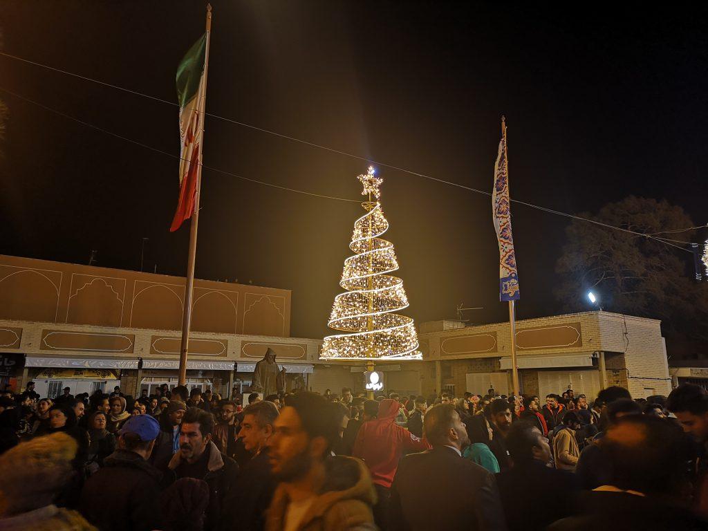 Isfahan tipps Silvester feiern
