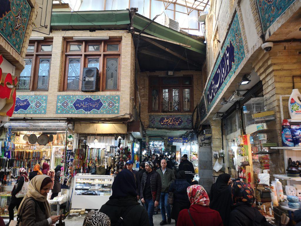 Teheran-Tipps-Basar