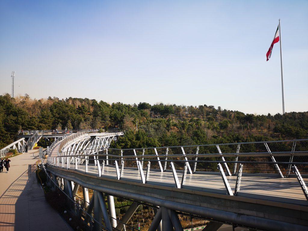 Teheran-Tipps-Brücke