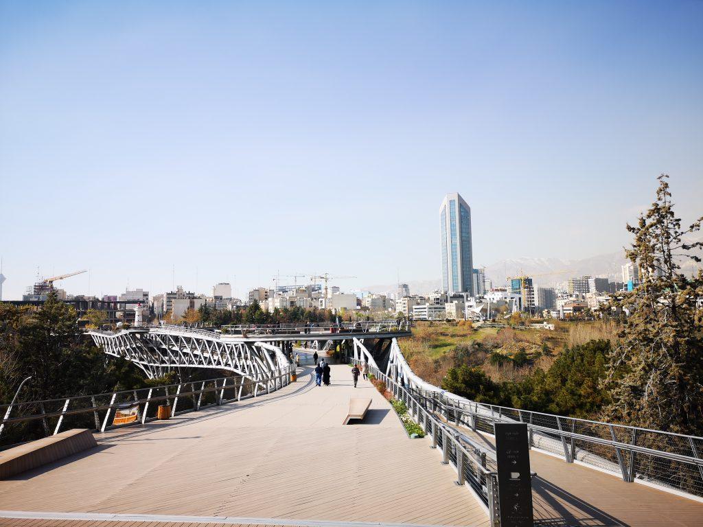 Teheran-Tipps-Tabiat-Brücke