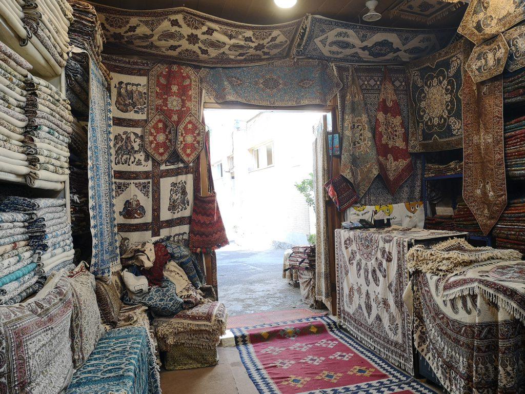 Isfahan tipps Imam Platz tuecher haendler