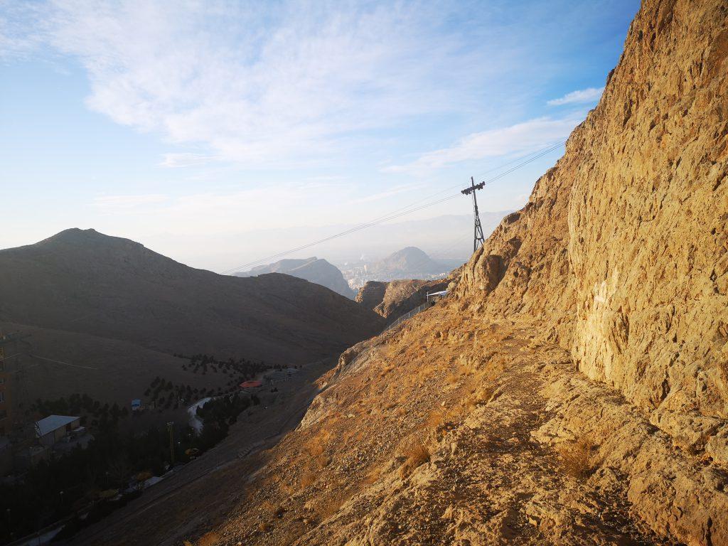 Isfahan tipps Berg soffeh