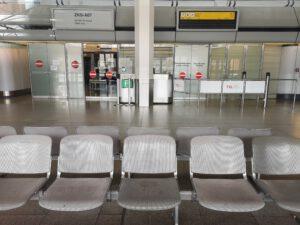 Flughafen-Tegel-Berlin-Leere
