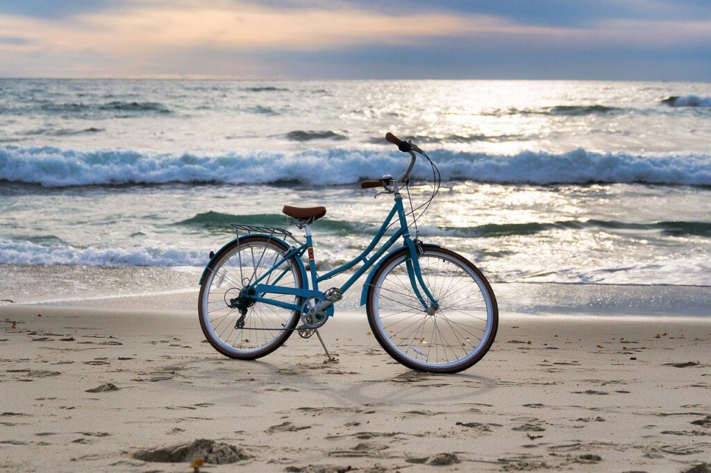 Fahrradtour von Berlin an die Ostsee Kopenhagen