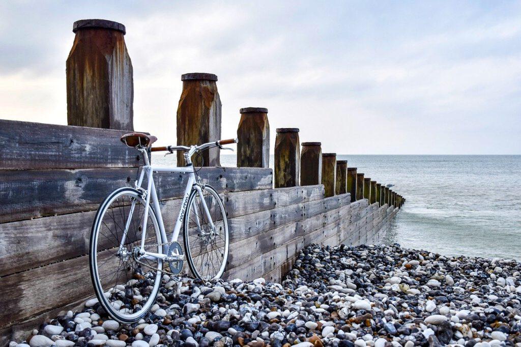 Fahrradtour von Berlin an die Ostsee Usedom