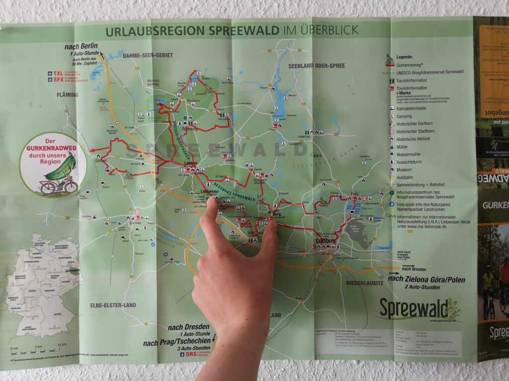 spreewald-radtour-karte-uebersicht