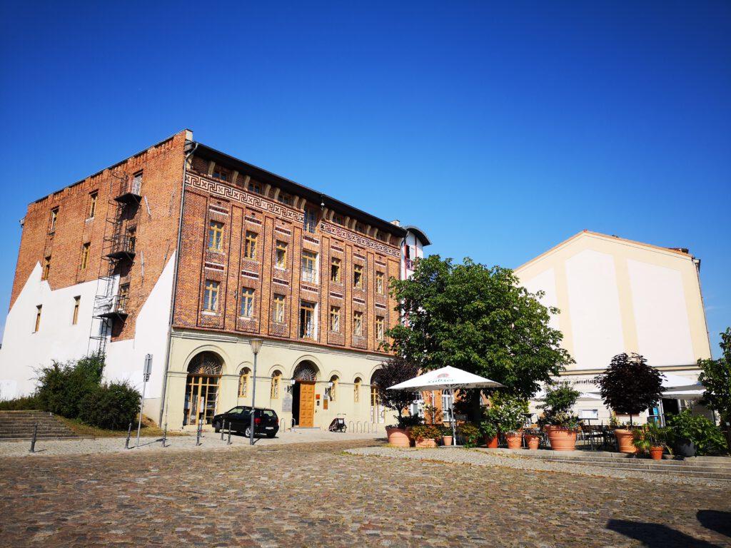 Frankfurt Oder Tipps Speicher essen gehen am Ufer
