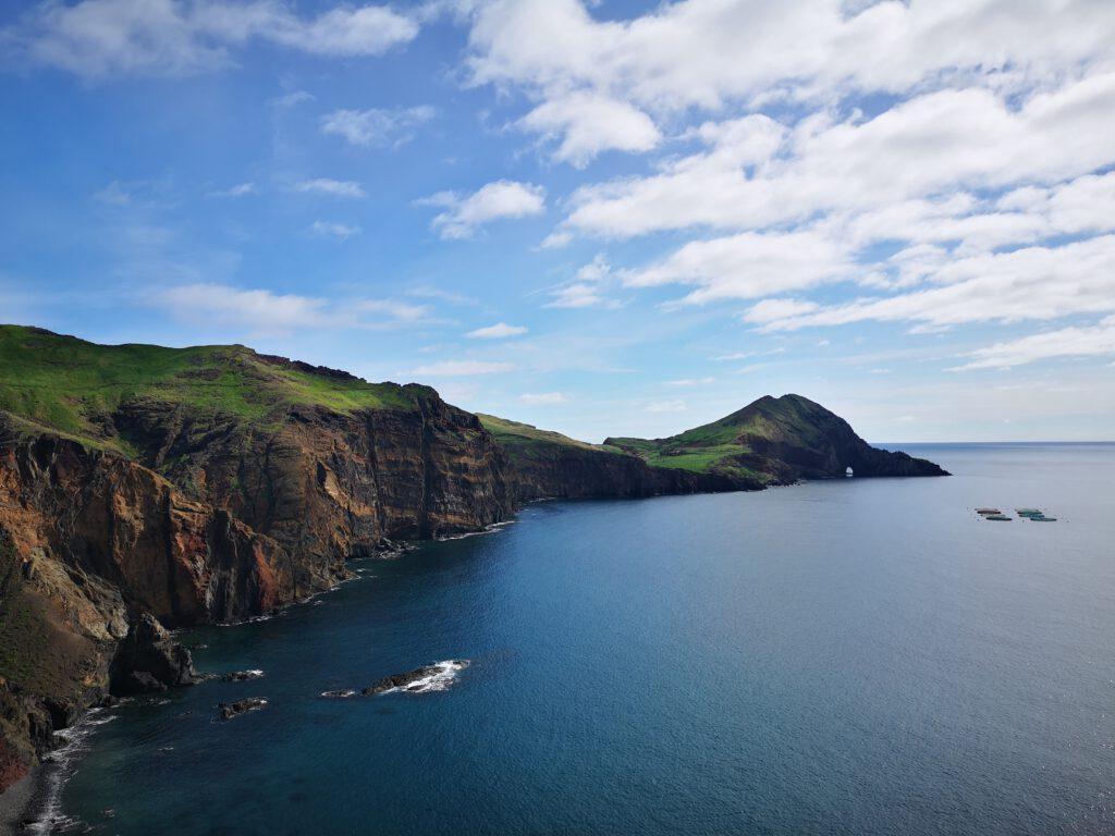 Madeira-Tipps-Landzunge-Kap-Sao-Lorenco