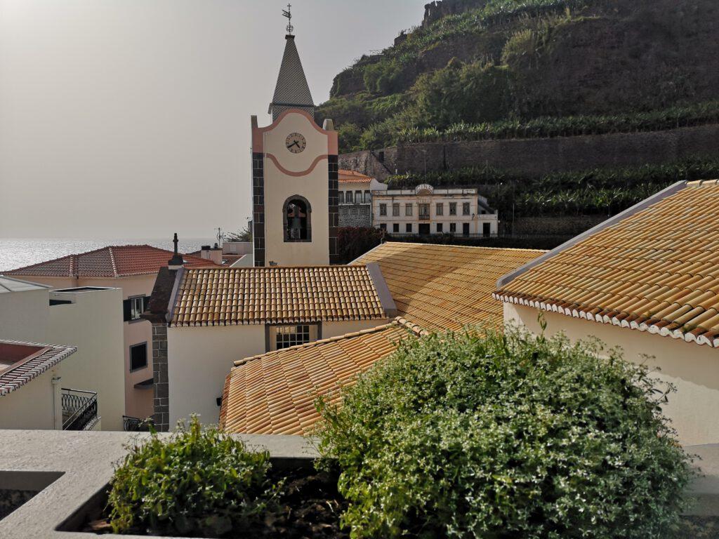 Madeira-Tipps-Ponta-do-Sol-Kirche